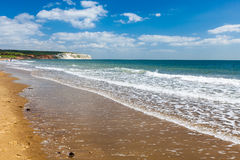 Sandown Isle Of Wight England UK Stock Images