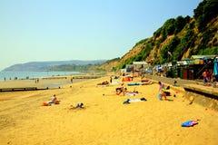Sandown, Isle of Wight. Stock Image