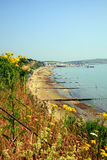 Sandown, Isle of Wight. Royalty Free Stock Photo