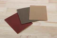 sandpaper Fotografía de archivo libre de regalías