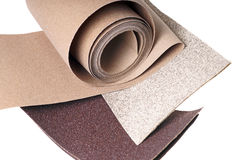 Sandpaper Royalty Free Stock Photos