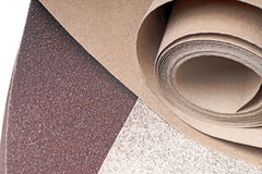 Sandpaper Royalty Free Stock Image