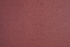 Sandpaper texture Stock Images