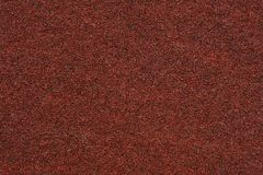 Sandpaper Texture Close-Up Royalty Free Stock Images