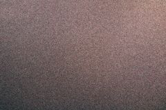 Sandpaper texture. The emery paper. The sandpaper texture. Emery paper. Background Stock Photography