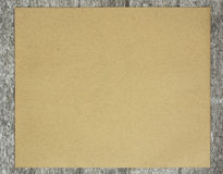sandpaper Royalty Free Stock Photo