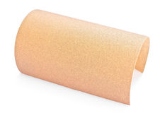 Sandpaper for wood. Stock Images