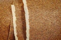 Sandpapierhintergrund Lizenzfreie Stockbilder
