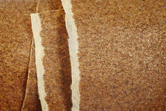 Sandpapperbakgrund Royaltyfria Bilder