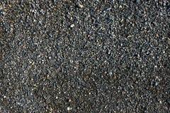 Sandpappra och vagga texturerad strandbakgrund Royaltyfri Bild