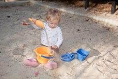 Sandpit Stock Images