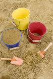 Sandpit Royalty Free Stock Image