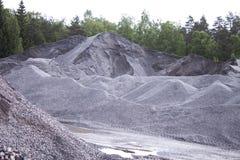 Sandpit Stock Photo