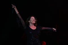 Sandra Ann Lauer Concert Royaltyfria Bilder