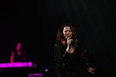 Sandra Ann Lauer Concert Arkivfoto