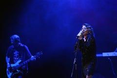 Sandra Ann Lauer Concert Stock Photos