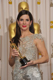 Sandra Bullock. At the 82nd Annual Academy Awards at the Kodak Theatre, Hollywood. March 7, 2010  Los Angeles, CA Picture: Paul Smith / Featureflash Royalty Free Stock Images