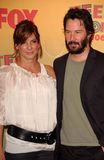 Keanu Reeves,Sandra Bullock Royalty Free Stock Photography