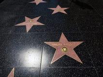 Sandra Bullock-` s Stern, Hollywood-Weg des Ruhmes - 11. August 2017 - Hollywood Boulevard, Los Angeles, Kalifornien, CA Lizenzfreie Stockfotografie