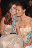 Sandra Bullock,Thandie Newton Royalty Free Stock Photos