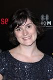 Sandra Fluke at the 2012 Gracie Awards Gala, Beverly Hilton Hotel, Beverly Hills, CA 05-22-12 Stock Photos