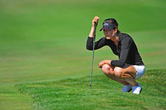 Sandra Gal LPGA Safeway Classic Stock Photo