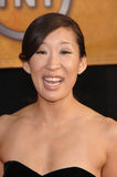 Sandra Oh Royalty Free Stock Photography