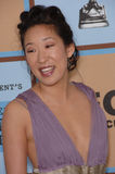 Sandra Oh Royalty Free Stock Photo