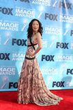 Sandra Oh Photographie stock