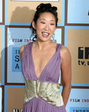Sandra Oh Royalty Free Stock Images