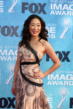 Sandra Oh Royalty Free Stock Photos