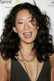 Sandra Oh. At the 58th Annual Primetime Emmy Awards Performer Nominee Reception held at the Pacific Design Center in West Hollywood, USA on August 25, 2006 Stock Photo