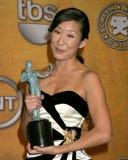 Sandra Oh Stock Image