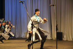Sandrak舞蹈 免版税库存图片