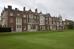 Sandringham Estate Royalty Free Stock Photo