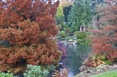 Sandringham Estate Gardens stock photo