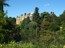 Sandringham House in Norfolk England Royalty Free Stock Photography
