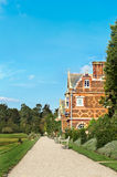 Sandringham royal house Stock Image