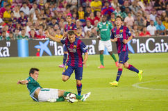 Sandro de FC Barcelona Photo stock