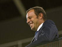Sandro Rosell Royalty Free Stock Photos