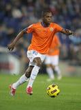 Sandro Silva of Malaga CF Stock Image