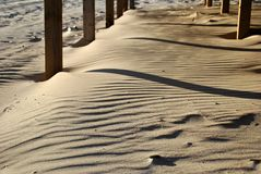 Sands Royalty Free Stock Photography