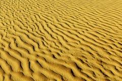 Sands of the desert.Sand dunes at sunset in the Sahara Desert Stock Photos