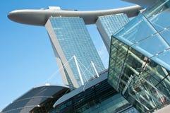 sands för museum för marina för arkitekturartsciencefjärd Arkivfoto