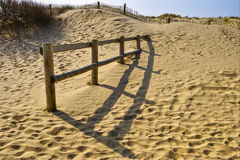 Sands at Formby Royalty Free Stock Photo