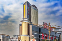 Sands Macau casino and hotel Royalty Free Stock Images