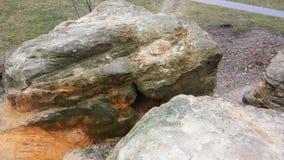 Sands rocks Stock Image