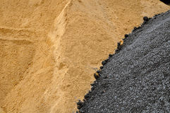 Sands sand Royalty Free Stock Photography