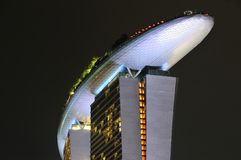Sands SkyPark, Singapore Stock Photos