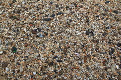 Sands and stone Royalty Free Stock Photo